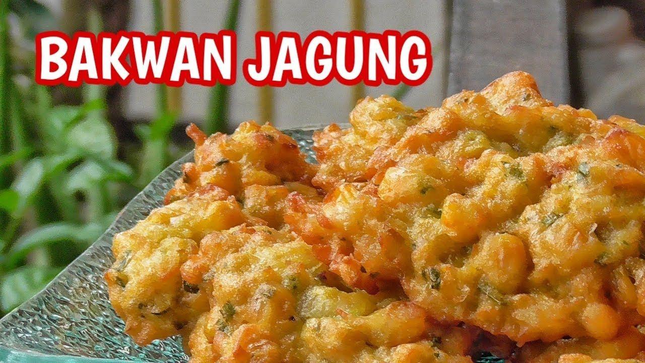 Resep Bakwan Jagung Ala Dhasilfa Raditya Gorengan Simple Dan Enak Resep Masakan Resep Makanan