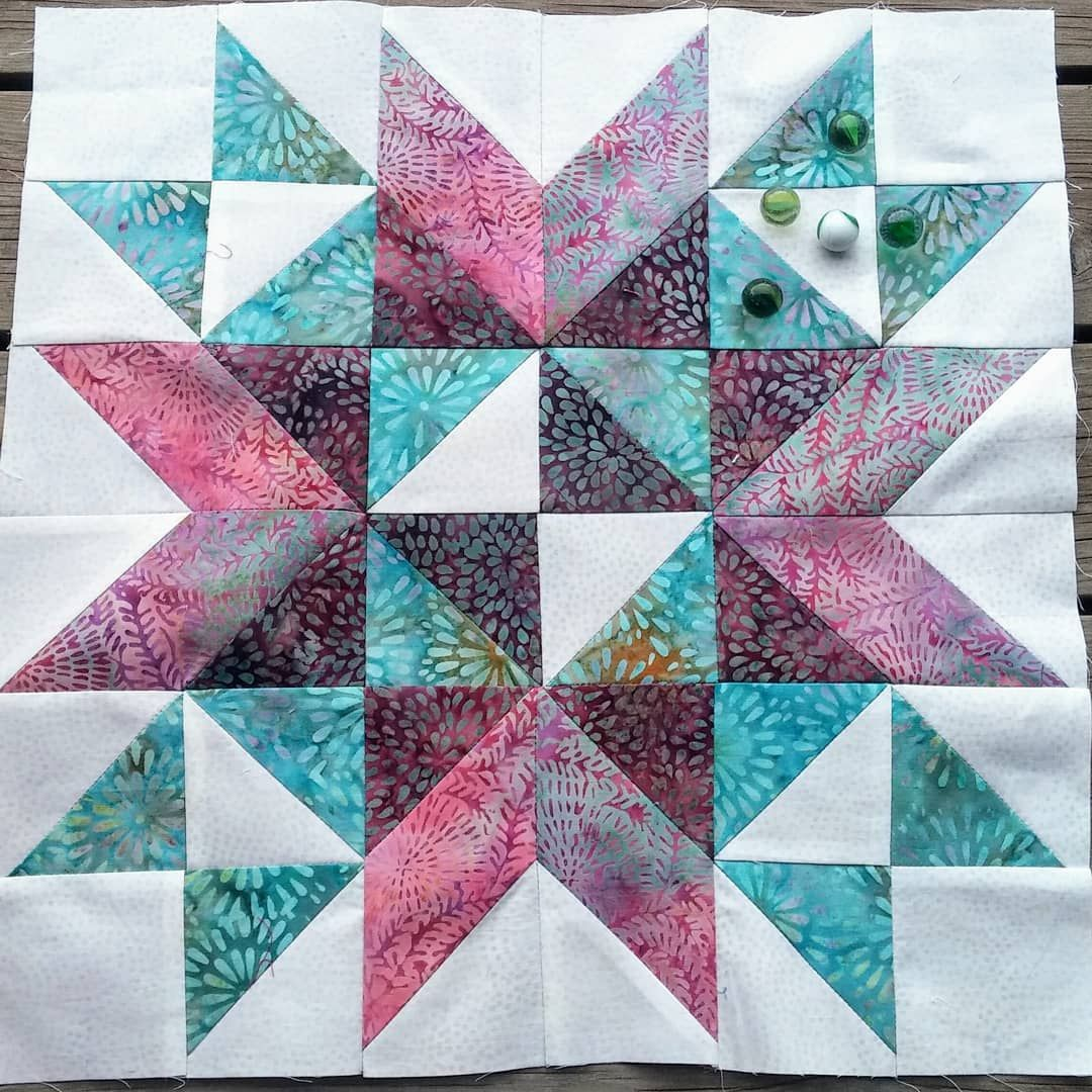 Pin von Irene Murnahan auf Quilts and More - Patchwork Blocks ...