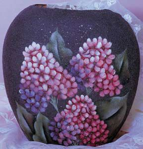 Painting On Sandstones project from DecoArt