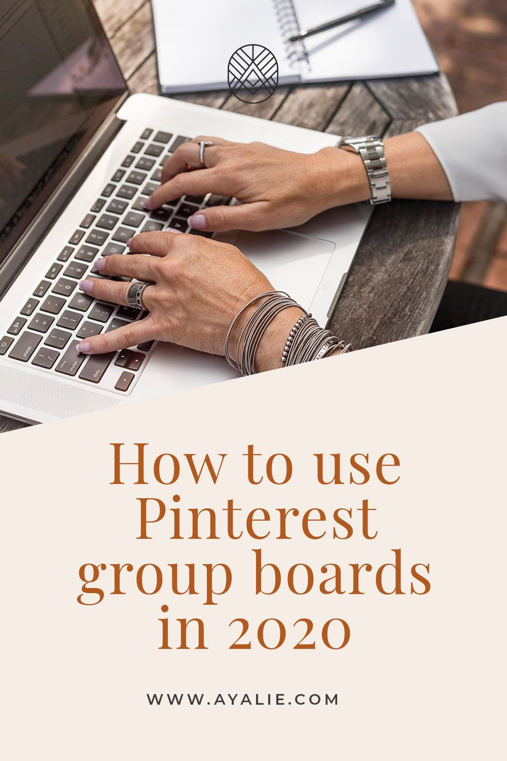 How To Use Pinterest Group Boards In 2020 Ayalie Pinterest Marketing For Service Ba Pinterest Marketing Strategy Online Business Strategy Pinterest Marketing