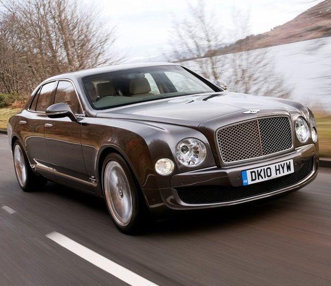 Bentley Mulsanne Cabriolet Car