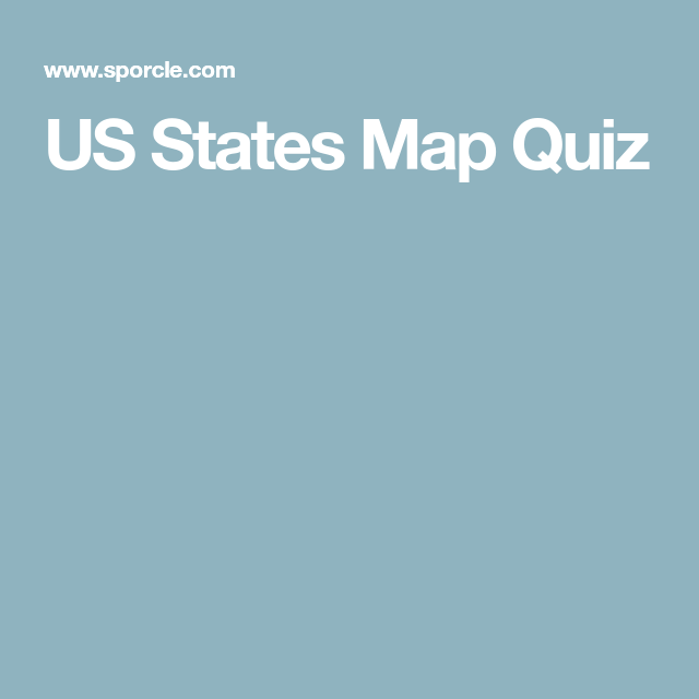 Map Quiz Usa Lizardpoint Map Quiz Aipolitics Me Usa 50 States