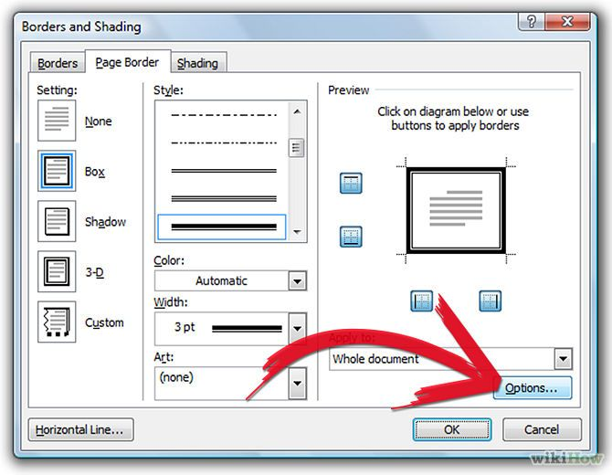 How to Stop Page Borders from Falling off the Page in Microsoft - microsoft word