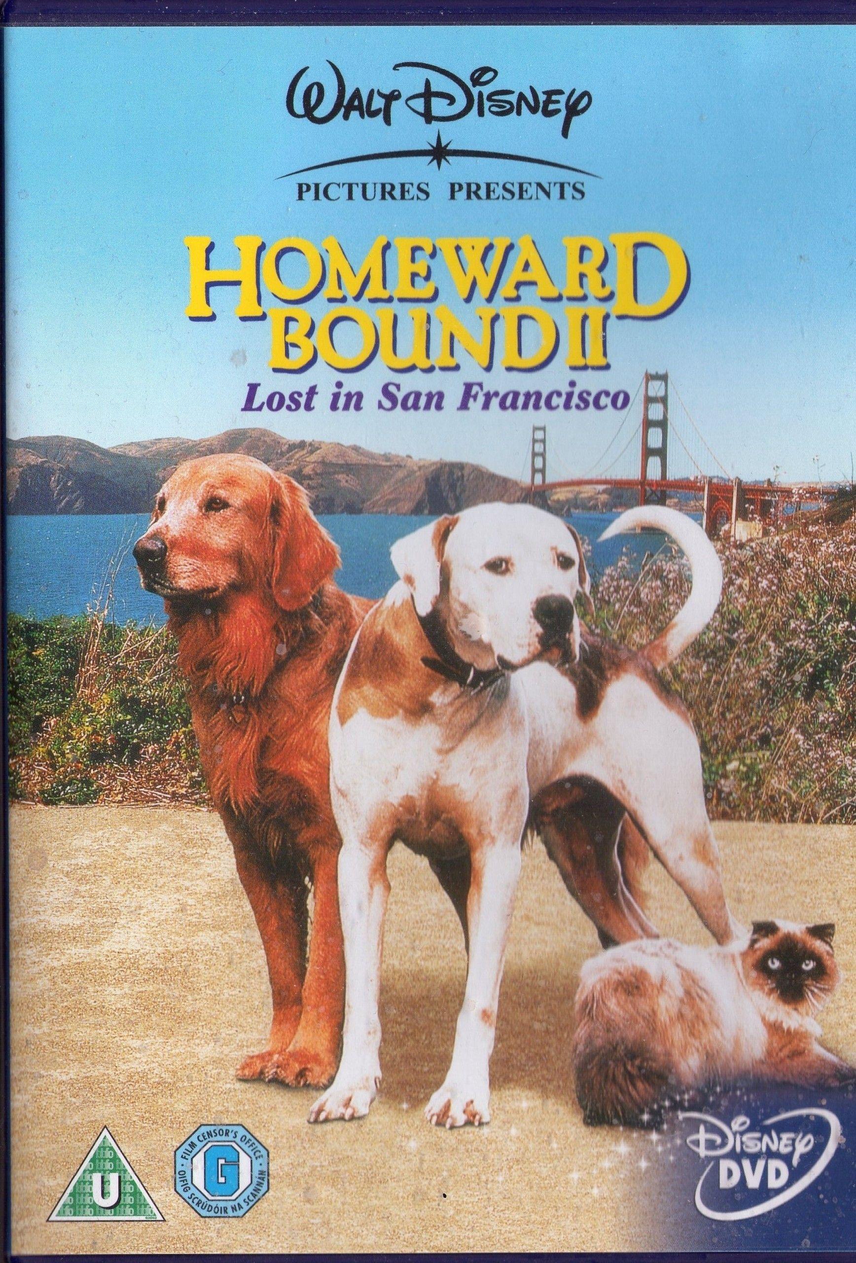 Homeward Bound Dog Movie