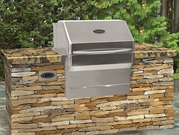 Memphis Wood fire Grills, BBQ's, Smokers dealer in San Diego