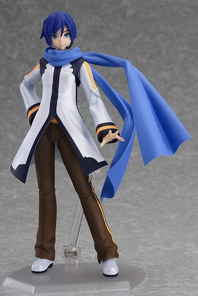Crunchyroll - Figma # 192 Vocaloid: Kaito Action Figure by Max Factory