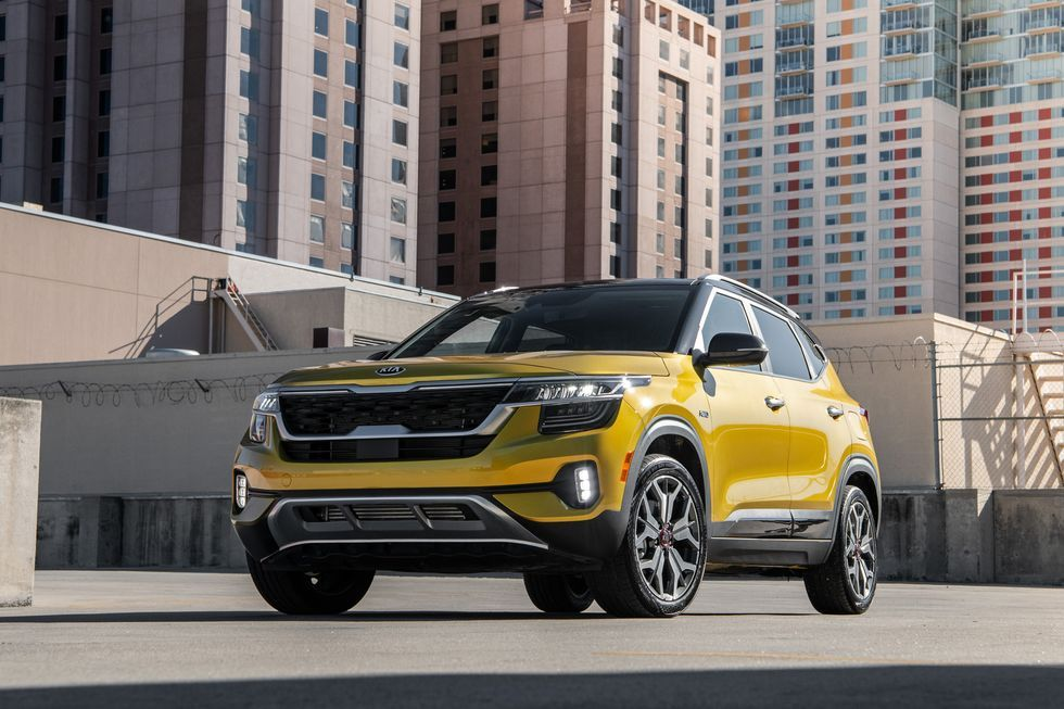 Photos Of The New Compact 2021 Kia Seltos In 2020 Kia First