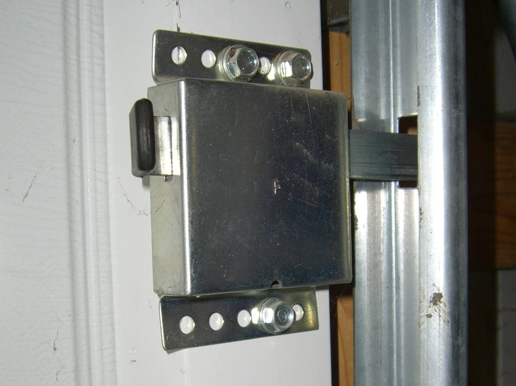 Securing Sliding Garage Doors & Securing Sliding Garage Doors | http://voteno123.com | Pinterest ...