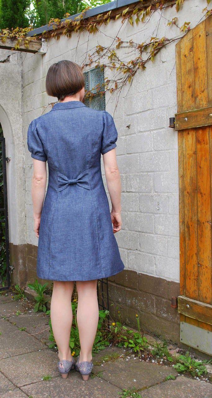 Ein Mitmach-Blog für DIY-Mode: Selbstgenähte Kleidung, Schnittmuster, Stoffe, Sew-alongs und Individualität. Jeden Mittwoch.