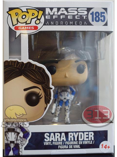Sara Ryder Mass Effect Andromeda