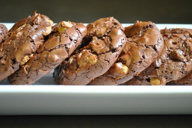 The Ginger Snap Girl: Chocolate Chubbies - definitely veganizing this