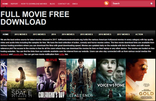 websites for downloading hollywood movies for free