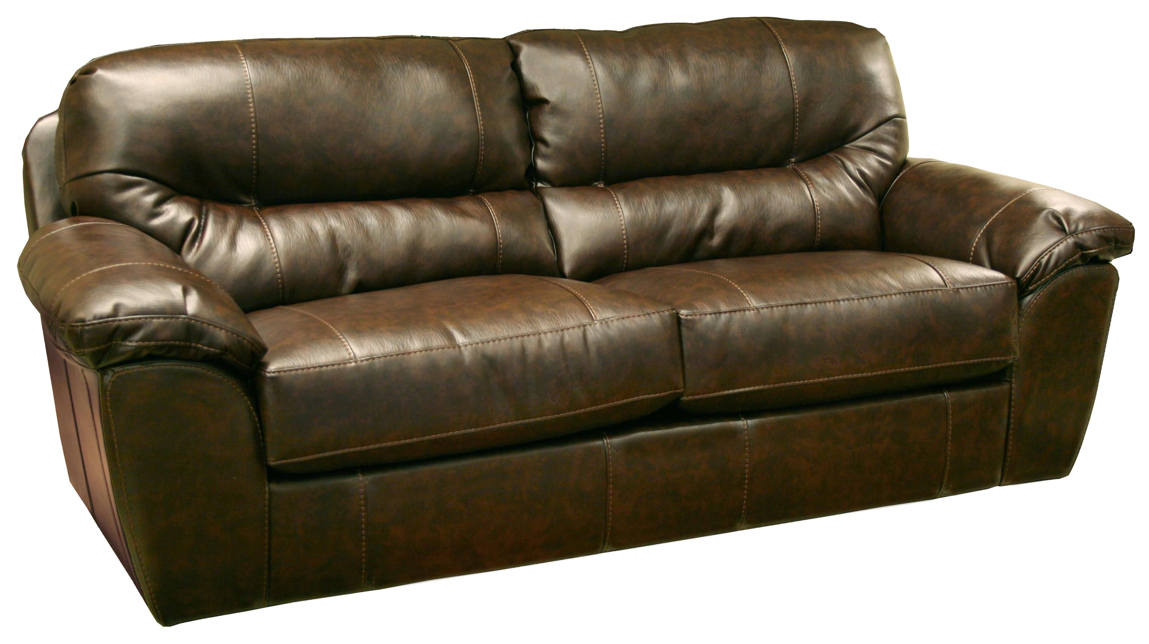 Brantley Sofa Sleeper By Jackson Furniture Faux Leather Sofa