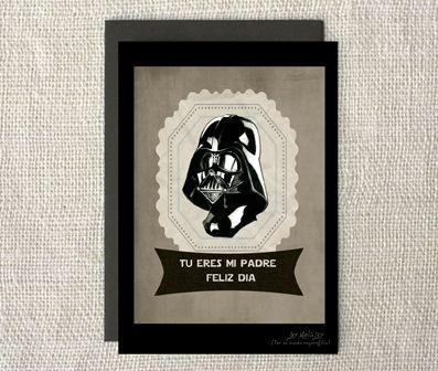 Tarjeta para Dark Father