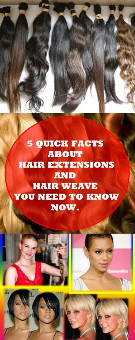 Beware There May Be Bugs In That Weave Human Hair You Buy