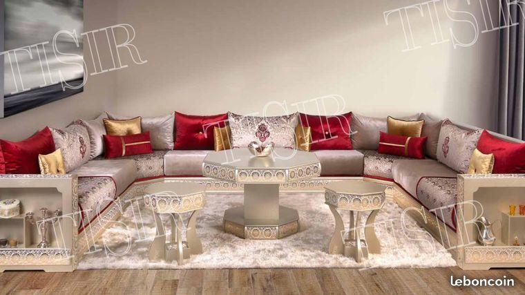 Resultat De Recherche D Images Pour Salon Marocain Brocar Blanc