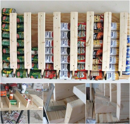 clean up your pantry overload with this clever lazy susan pantry storage idea weu0027