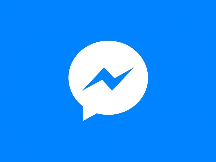 Commercial Logos Social Facebook Messenger Vector Logo Logos Facebook Messenger