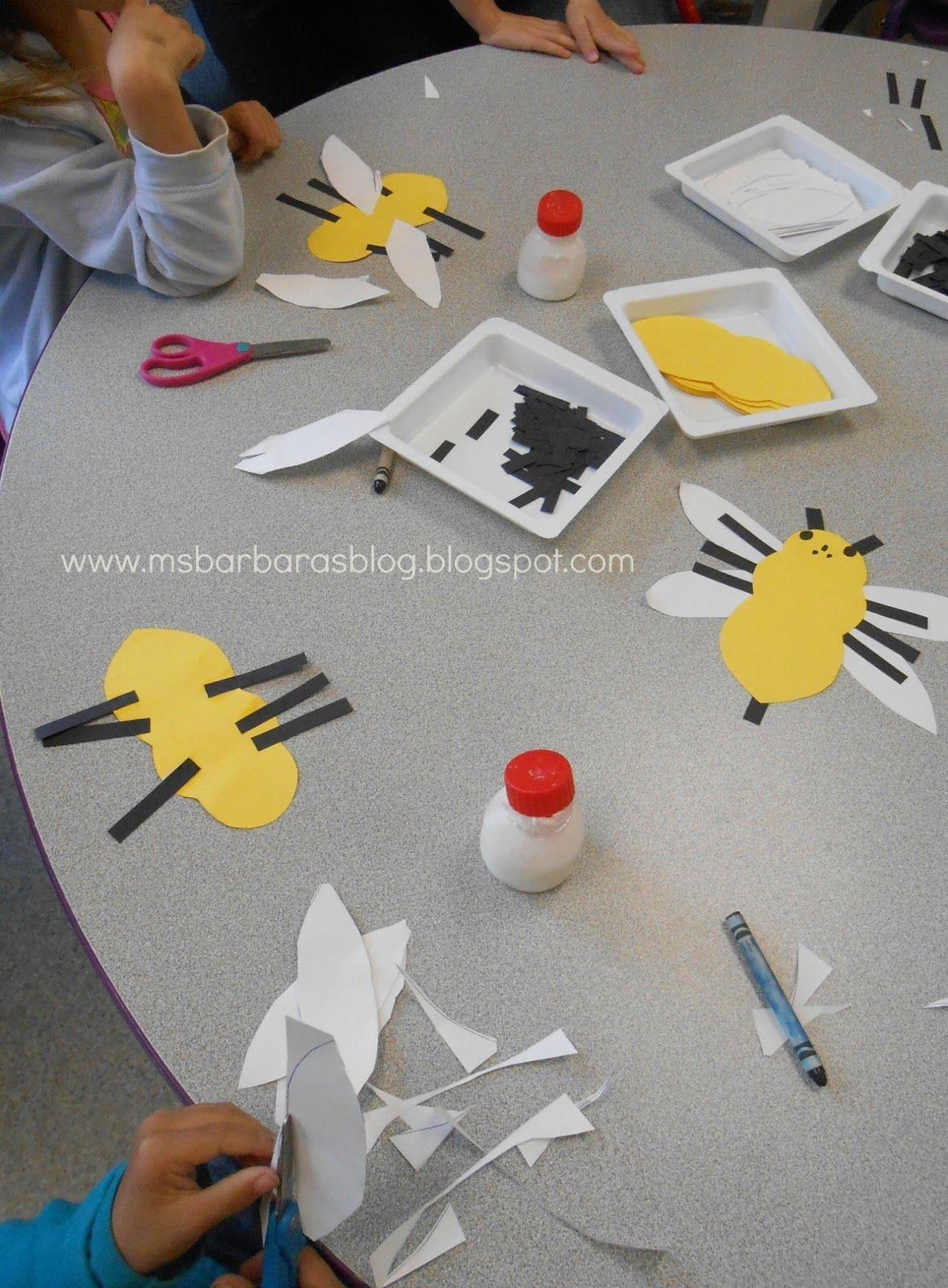 Bees A Preschool Study In