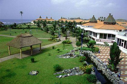 La Palms Royal Beach Hotel Accra