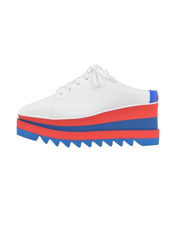 Elyse mule sneakers - White Stella McCartney jv71CgF