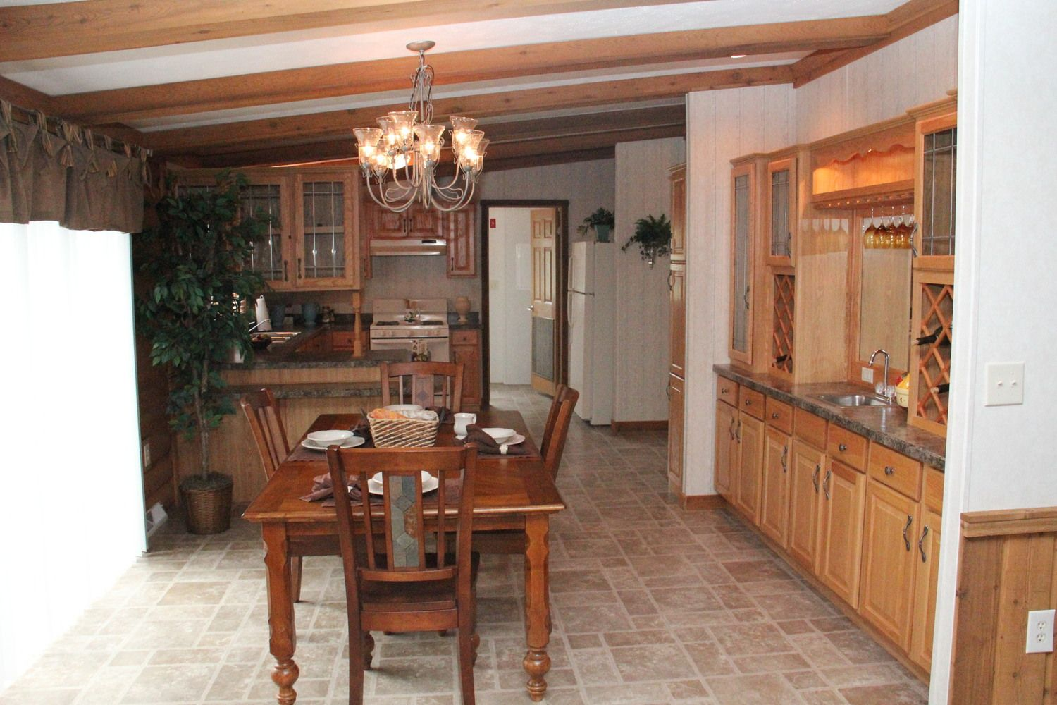 Pine grove g1888 dining area in 2020 home riverview