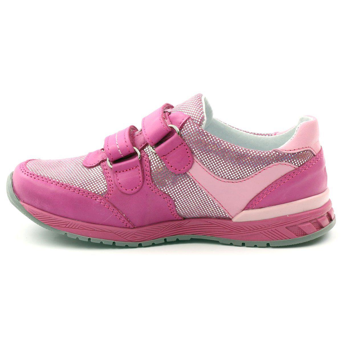Polbuty Dziewczece Z Kwiatkiem Ren But 3265 Rozowe Szare Shoes Sneakers Fashion