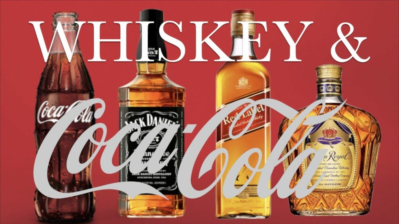 Whiskey And Coke Whiskey Wine And Beer Johnnie Walker Red