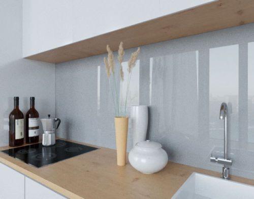 Details zu LACOBEL lackiertes Glas Küchenrückwand verschiedene