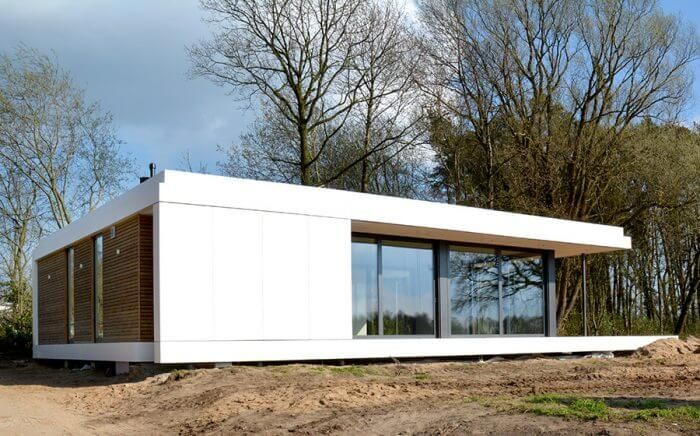 Ferienhaus Container cubig bungalow ferienhaus container casas house