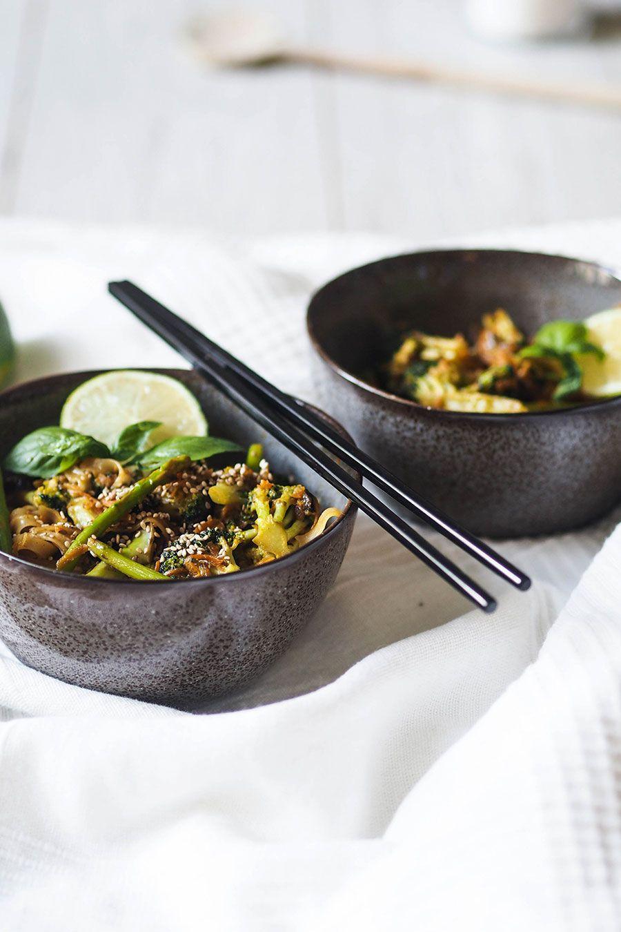 veggie coconut curry - Berries & Passion