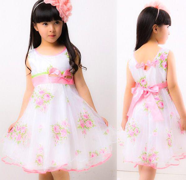Excelentes ¡En Fotos! Vestidos de Niñas para una Boda de Gala ¡Son ...