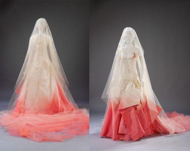 Gwen Stefani Wedding Dress Replica