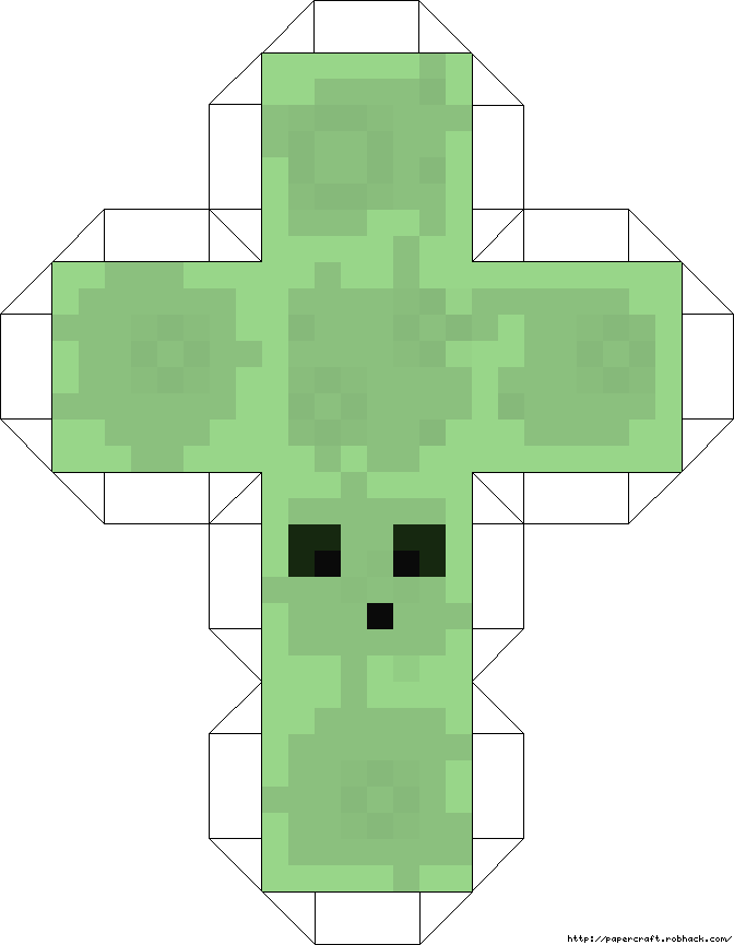 The Ultimate Guide To Minecraft Papercrafts Minecraft Printables Minecraft Templates Minecraft Slime