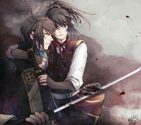 Hakuouki Shinsengumi Kitan ♥ #...
