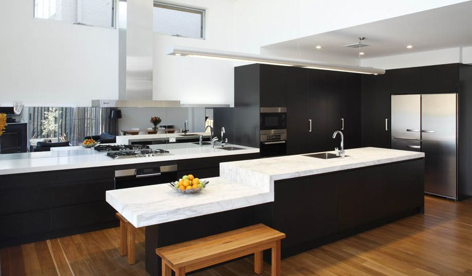 3 Wonderful Kitchen Designs That Will Make You Not Want To Leave Fair Kitchen Designs Sydney Review