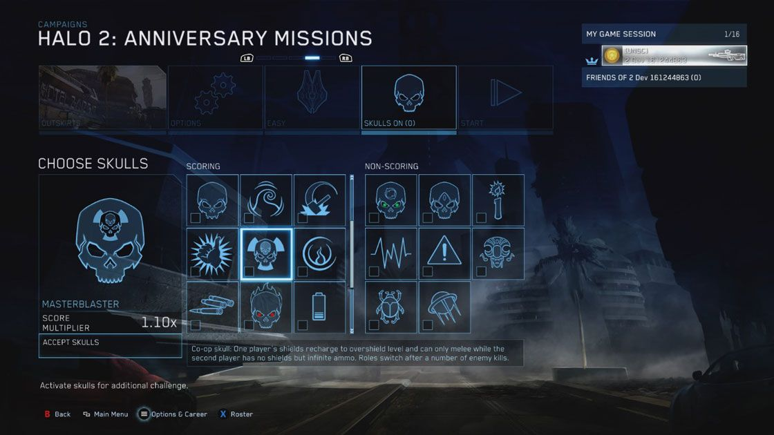 The Halo Bulletin - Your Journey Begins | UI Cool Interfaces