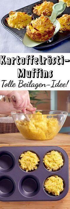 Photo of Potato Rosti Muffins Recipe | DELICIOUS