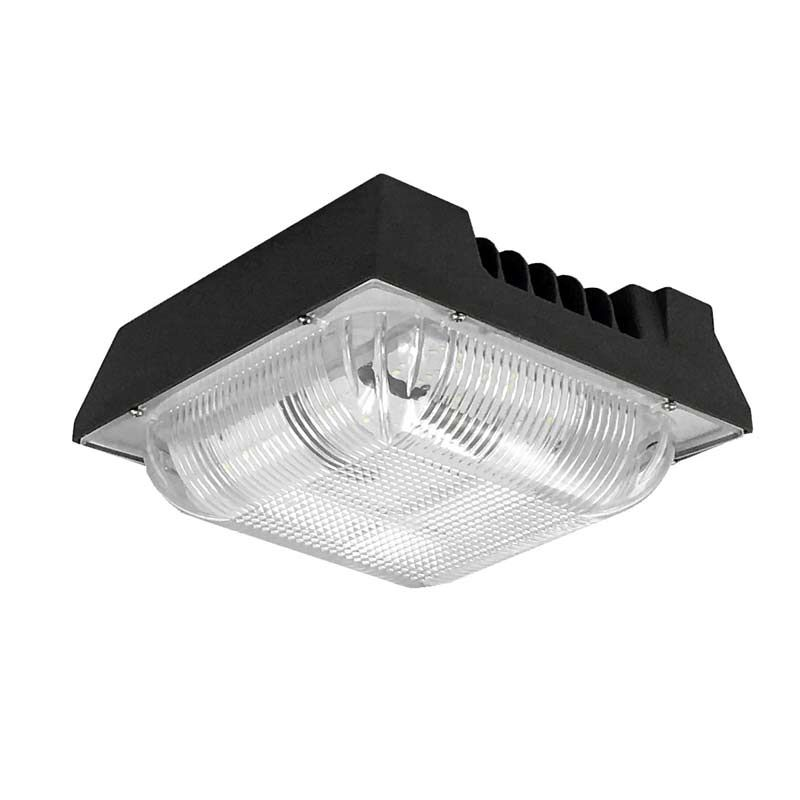 Canopy Light Fixtures Led Surface Mounted 50w 120w Canopy Lights Light Fixtures Outdoor Canopy Lights