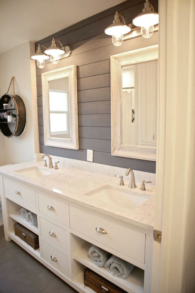 10 Bathrooms That Rock A Shiplap Treatment