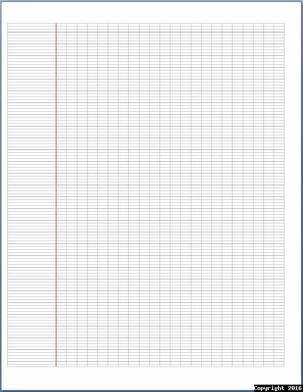 Printable French Ruled Paper Template (A4 Size) by marxmars on - graph paper template print