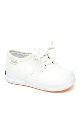 76a3b1f225a Keds White Champion Toe Cap Sneaker Toddler Girl Sizes 4 - 10