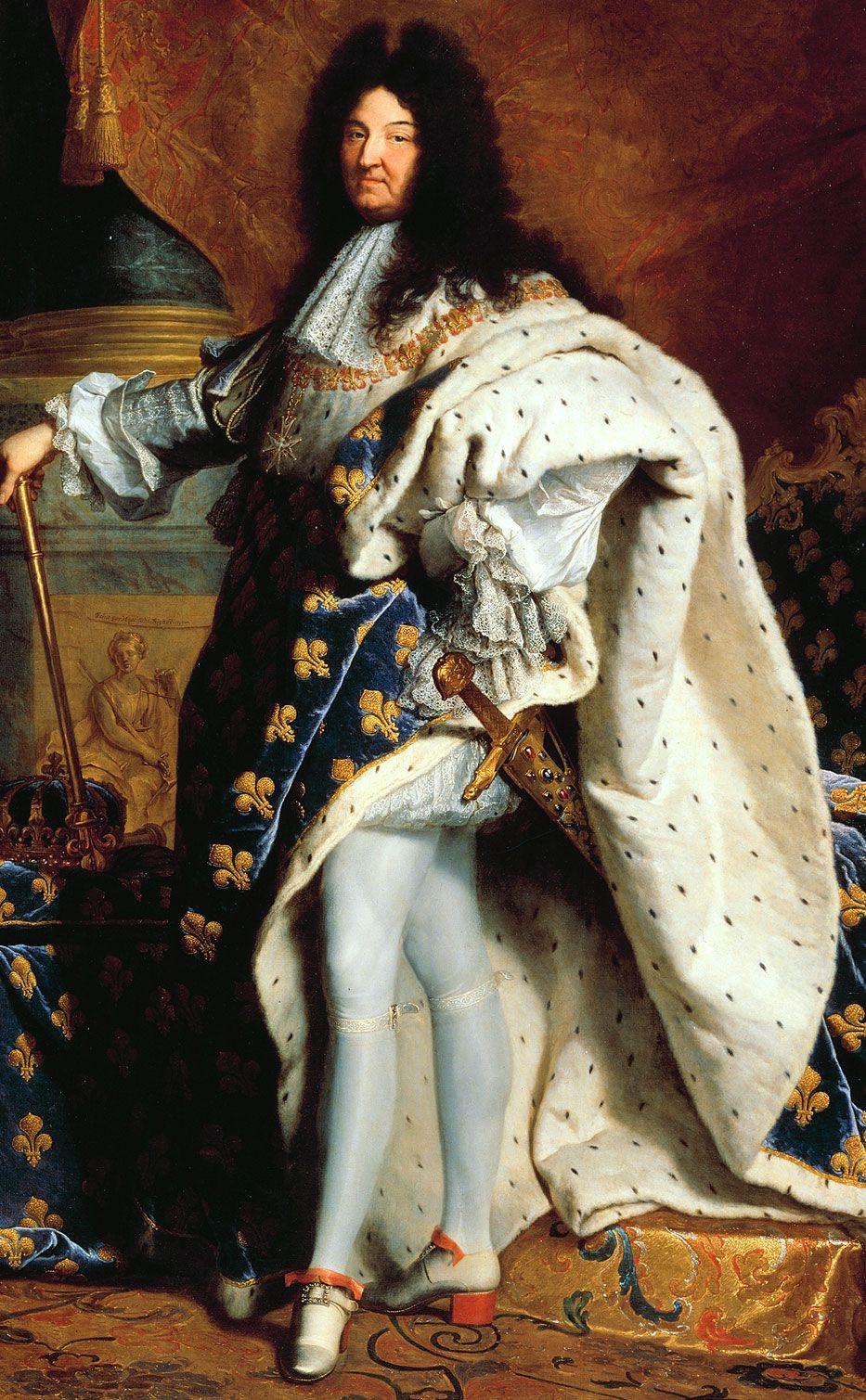 Taille De Louis Xiv : taille, louis, Heels, Popular, Among, Before, Women, Louis, Palace, Versailles,, Versailles