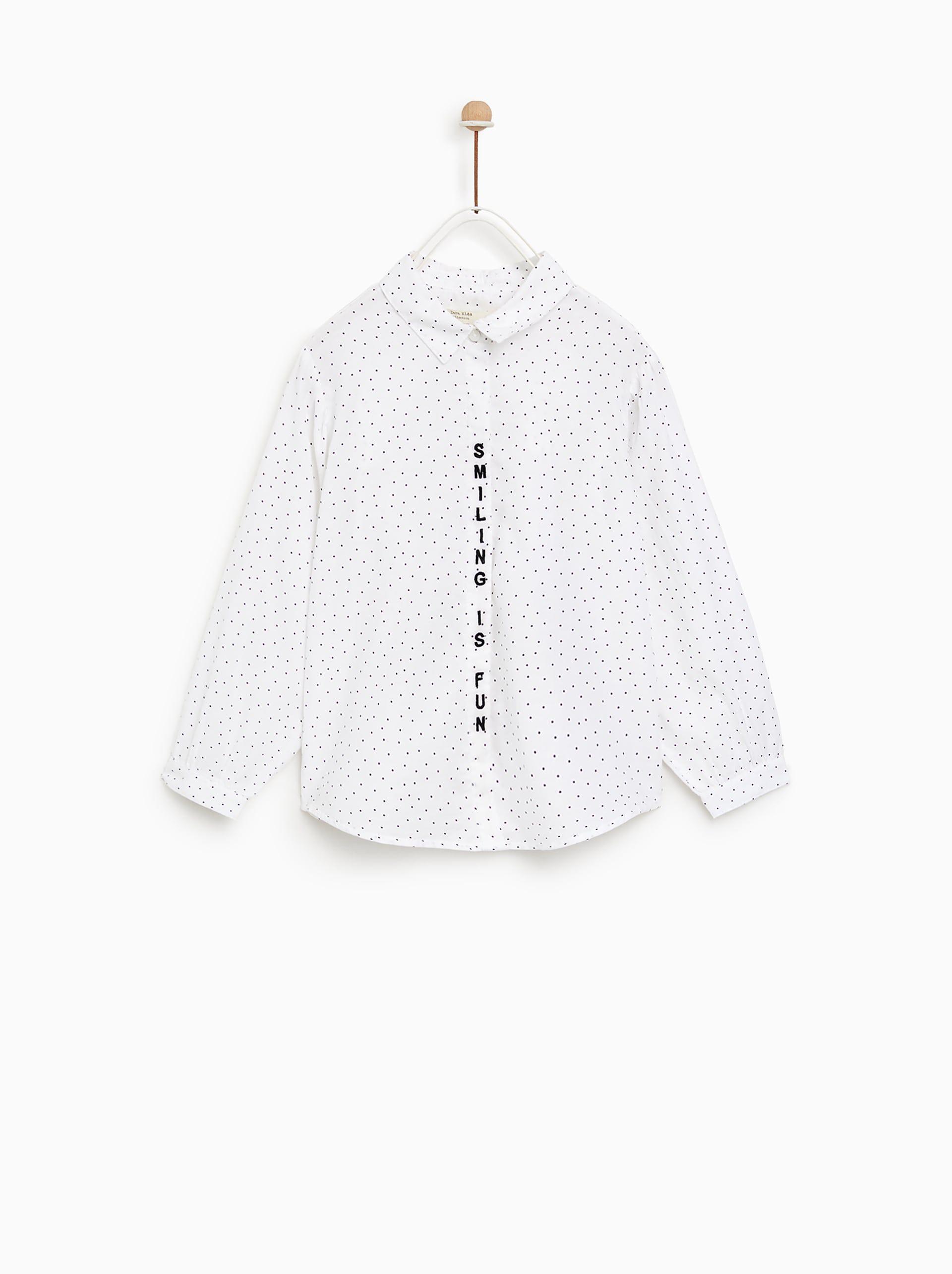 Y Niños Para Trajes Camisa Lunares ToposCamisasDe 5q3jRL4A