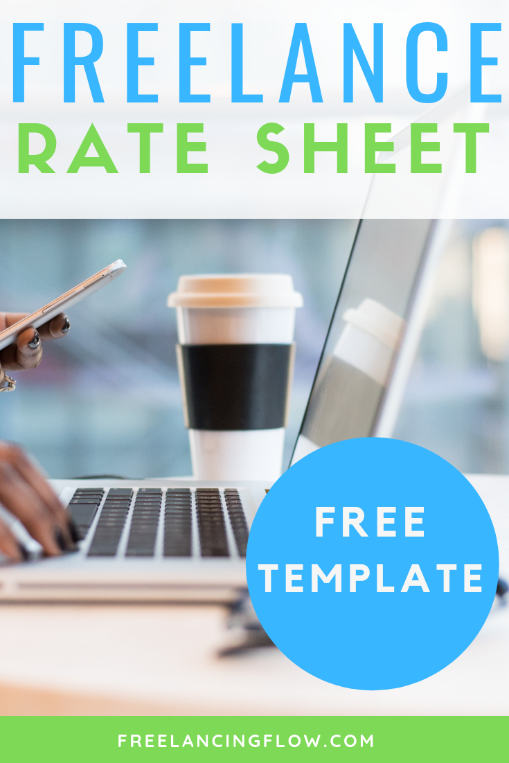Want To Show Off Your Freelance Rates Grab This Freelance Rate Card Template Now Freelance Freelanceti Freelance Freelance Business Plan Freelance Blogging