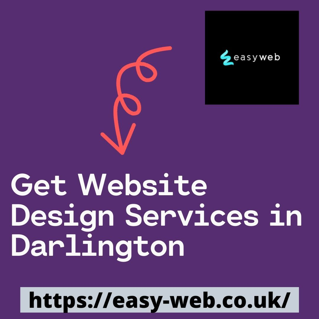 Pin On Website Design Darlington
