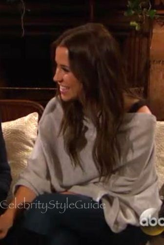 SHOP All Saints Elgar Cowl Neck Jumper Seen On Kaitlyn Bristowe ...
