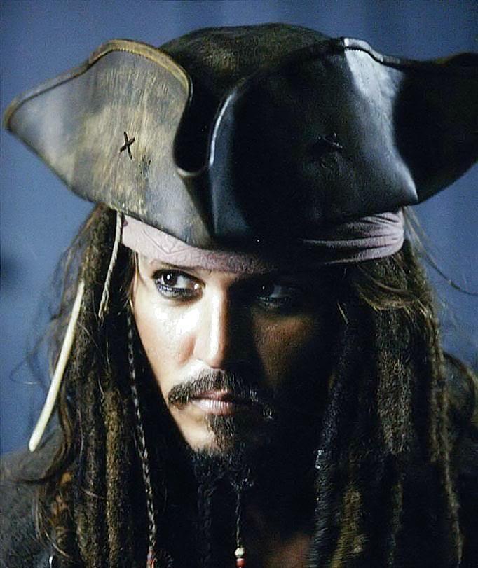 Pirates Of The Caribbean Wallpaper Hd: Captain Jack Sparrow Jack