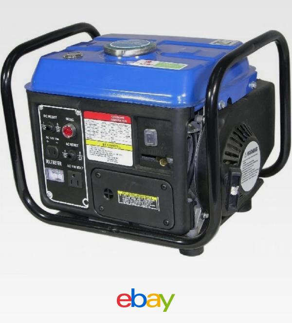Portable Gas Generator 1200w Emergency Home Back Up Power Gas Generator Generators For Sale Portable Generator