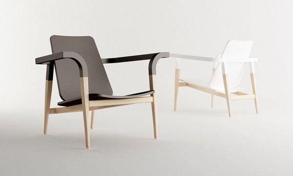 modernatique8 Modernatique Chair, a Design Mix Between Old and New